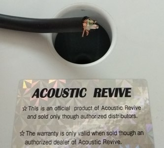 Acoustic Revive Line X Triple C