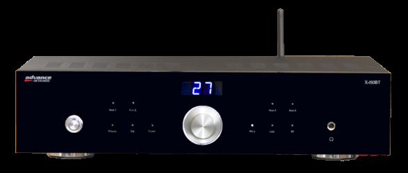 Advance Acoustic X i50 BT front