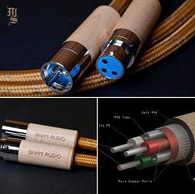 Divini Audio cables small