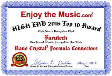 Enjoy The Music 2016 Award NCF