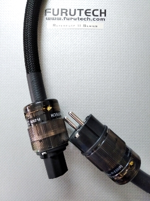 Furutech Power Reference III Europe connectors