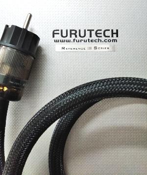Furutech Power Reference III Europe package