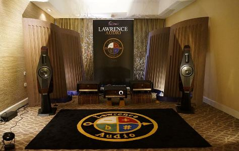 Lawrence Audio Violin SE on Taipei 2014 Show