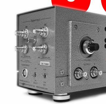 Line Magnetic LP 33 JJ ECC803s инет