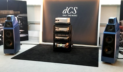 Munich 2018 Wilson Audio DCS