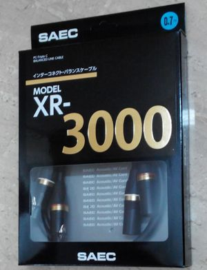 SAEC XR-3000 package