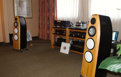 THE Newport Beach 2014 Marten Audio Coltrane