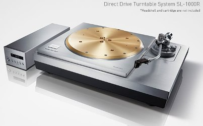 Technics SL 1000R Direct Drive Turntable small