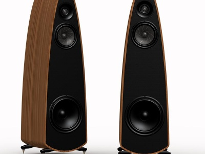 Divini Audio — магия эллипсоида,  акустические системы Reference 18